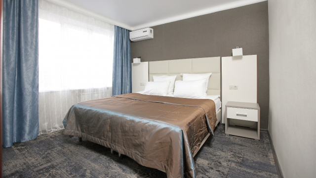 "Single room ""Comfort"" with a double bed"